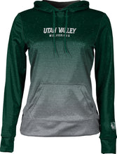 Load image into Gallery viewer, Utah Valley University: Girls' Pullover Hoodie - Ombre