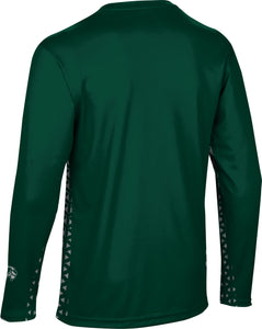 Utah Valley University: Men's Long Sleeve Tee - Geo