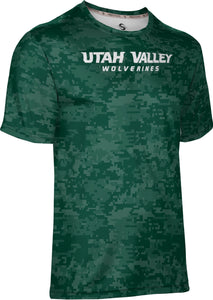 Utah Valley University: Men's T-shirt - Digi Camo