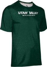 Load image into Gallery viewer, Utah Valley University: Men's T-shirt - Heathered