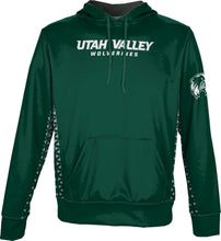Load image into Gallery viewer, Utah Valley University: Boys' Pullover Hoodie - Geometric