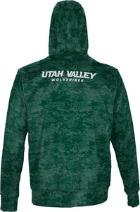 Utah Valley University: Boys' Pullover Hoodie - Digital