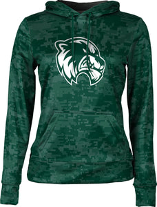 Utah Valley University: Women's Pullover Hoodie - Digi Camo