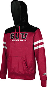 Southern Utah University: Men's Pullover Hoodie - Game Time
