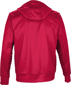 Southern Utah University: Boys' Full Zip Hoodie - Geometric