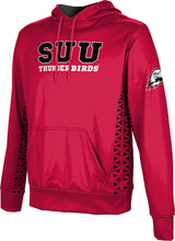Load image into Gallery viewer, Southern Utah University: Boys' Pullover Hoodie - Geometric