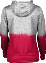 Load image into Gallery viewer, Southern Utah University: Girls' Full Zip Hoodie - Spray