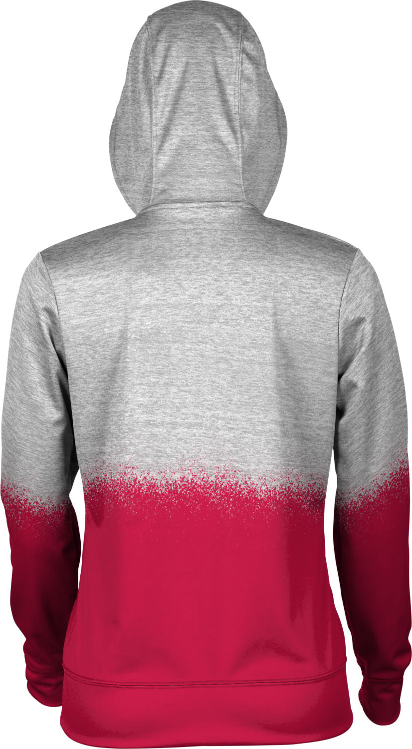 Southern Utah University: Girls' Pullover Hoodie - Spray