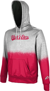 University of Utah Men's Pullover Hoodie - Spray