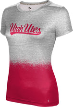 Load image into Gallery viewer, University of Utah: Women's T-shirt - Spray