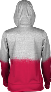 University of Utah: Women's Pullover Hoodie - Spray