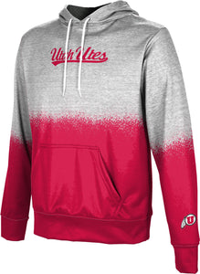 University of Utah: Boys' Pullover Hoodie - Spray