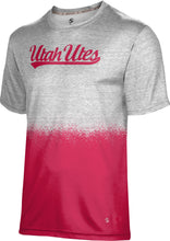Load image into Gallery viewer, University of Utah Men's T-shirt - Spray