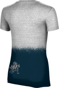 Utah State University: Women's T-shirt - Spray