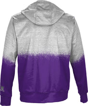 Load image into Gallery viewer, Weber State University: Men's Pullover Hoodie - Spray