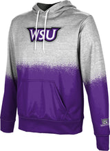Load image into Gallery viewer, Weber State University: Boys' Pullover Hoodie - Spray