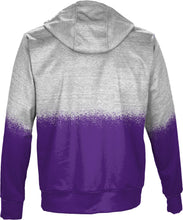 Load image into Gallery viewer, Weber State University: Men's Full Zip Hoodie - Spray