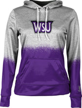 Load image into Gallery viewer, Weber State University: Women's Pullover Hoodie - Spray