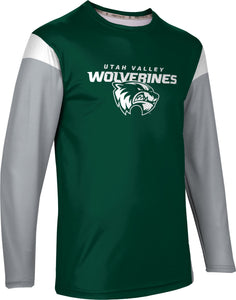 Utah Valley University: Men's Long Sleeve Tee - Tailgate
