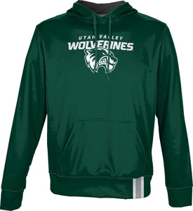 Utah Valley University: Men's Pullover Hoodie - Solid