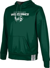 Load image into Gallery viewer, Utah Valley University: Men's Pullover Hoodie - Solid