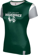 Load image into Gallery viewer, Utah Valley University: Girls' T-shirt - Tailgate