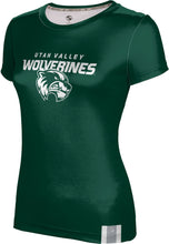 Load image into Gallery viewer, Utah Valley University: Girls' T-shirt - Solid