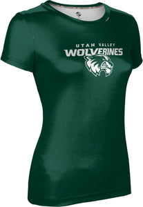 Utah Valley University: Girls' T-shirt - Solid