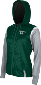 Utah Valley University: Women's Full Zip Hoodie - Tailgate