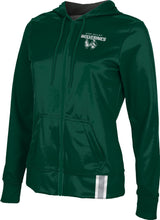 Load image into Gallery viewer, Utah Valley University: Women's Full Zip Hoodie - Solid