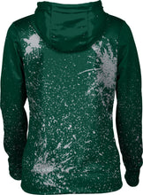 Load image into Gallery viewer, Utah Valley University: Women's Full Zip Hoodie - Splatter