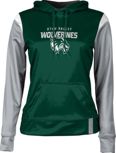 Utah Valley University: Women's Pullover Hoodie - Tailgate