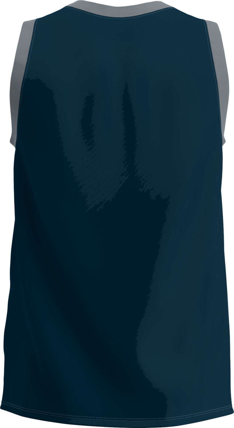 Utah State University Adult Replica Basketball Fan Jersey - Classic