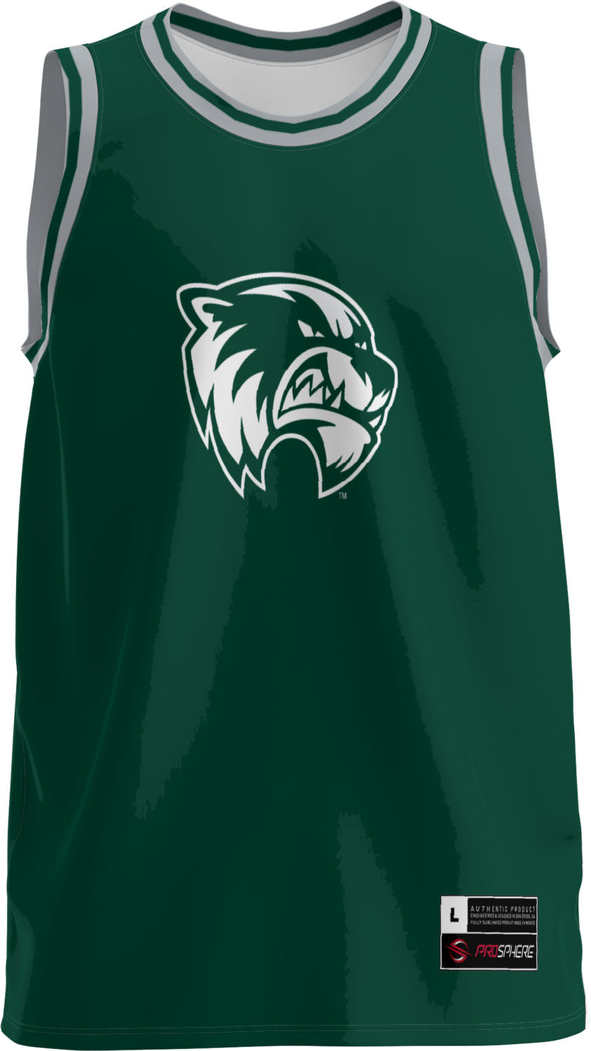 Utah Valley University Youth Replica Basketball Fan Jersey - Retro