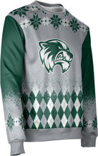 Load image into Gallery viewer, Utah Valley University: Unisex Ugly Holiday Sweater - Jolly