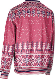 Dixie State University: Unisex Ugly Holiday Sweater - Winter