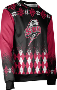 Southern Utah University: Unisex Ugly Holiday Sweater - Jolly