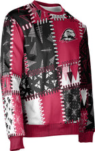 Load image into Gallery viewer, Southern Utah University: Unisex Ugly Holiday Sweater - Quilt