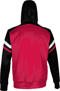 University of Utah Men's Basketball Pullover Hoodie - Old School