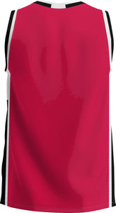 University of Utah Adult Replica Basketball Fan Jersey - Modern