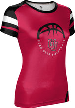Load image into Gallery viewer, University of Utah: Women's Basketball T-shirt - Old School