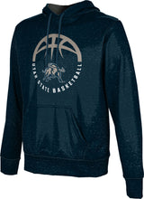 Load image into Gallery viewer, Utah State University: Boys' Basketball Pullover Hoodie - Heather