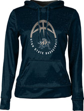 Load image into Gallery viewer, Utah State University: Women's Basketball Pullover Hoodie - Heather