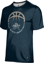 Load image into Gallery viewer, Utah State University: Men's Basketball T-shirt - Heather