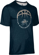 Load image into Gallery viewer, Utah State University: Boys' Basketball T-shirt - Heather