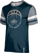 Load image into Gallery viewer, Utah State University: Boys' Basketball T-shirt - Old School