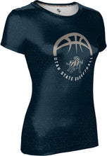 Load image into Gallery viewer, Utah State University: Girls' Basketball T-shirt - Heather