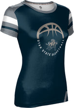 Load image into Gallery viewer, Utah State University: Women's Basketball T-shirt - Old School