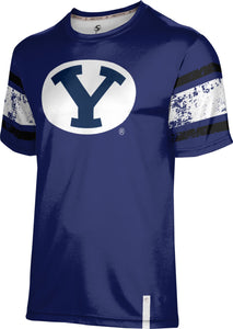 Brigham Young University: Boys T-shirt - End Zone