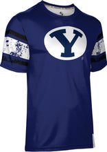 Load image into Gallery viewer, Brigham Young University: Boys T-shirt - End Zone